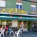 Le bar en libre service à La Espina