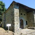 La chapelle El Carmen à la sortie de Grandas