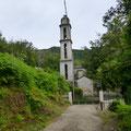 L'église de Valle d'Alésani