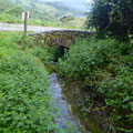 Le pont de Meredal