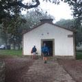 La petite chapelle  San Marcos de Lavacolla