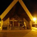 Eglise moderne à la sortie d'Astorga
