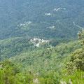 Au loin une belle vue sur les villages des alentours