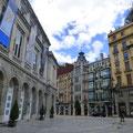 Les jolies rues d'Oviedo