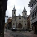 L'église de San Pedro,Grado