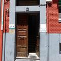 L'hostal dans la rue Gascona