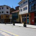 Tineo, le centre ville