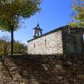 L'église de Lavacolla