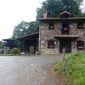 Une casa rurale avant Penaflor
