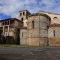 Le monastère San Salvador