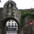 La porte Santiago