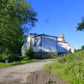 L' église  de Bodenaya