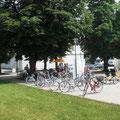 Elektroräder von e-motion in München