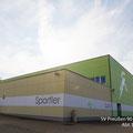 Große Sporthalle mit Tribünen (Renovierung und Umbau 2014)