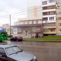 Магазин расположен в двухэтажном пристрое, по адресу: Казань, ул. Бигичева, д. 16. Рядом с детской поликлиникой в Азино