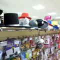 Карнавальные и праздничные головные уборы