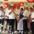 """Spezialeinlage """"Bücheljutz"""" mit Sandra Horat und Toni Schürpf"""