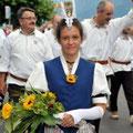 Foto aus der Schwyzer Zeitung vom 2. August 2010