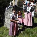 Die Jodlerinnen ...