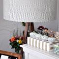 Stehlampe von IK Design.
