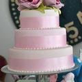 Torte und Zuckerdekor von Ola by Fabiola Studer.