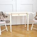 Wisa Gloria Kindertisch und Stühle restauriert