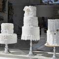 Hochzeitstoren-Couture von Ola, by Fabiola Studer.