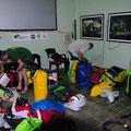 Sala 3D Proyecto Bellamar - campo base per 3 giorni