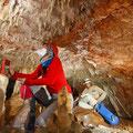 topografia - Cueva G. Garibaldi