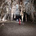 le réseau supérieur - Cueva Farallones de Gran Tierra de Moa