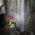 prima esplorazione Cueva Boa Wladimir