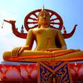 Ko Samui Big Bouddha