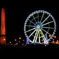 """Place de la Concorde """"la Grande Roue"""""""
