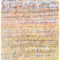 RETIENS TES GRIFFES, Mischtechnik auf Papier, 40 x 30 cm, 2010