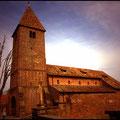 Sehenswerte Kirche St. Ulrich aus dem 11. und 12. Jahrhundert