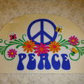 Hippie Sticker Matala