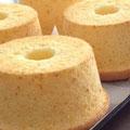 パルメザンンの香りが強いチーズシフォン