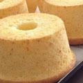 2種(クリーム&パルメザン)のチーズシフォン