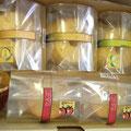ゆず(小)、チーズ(小)、れもん(小)、りんご(小)×2、トマトソース