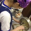 シフォンケーキに挑戦