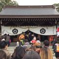 萩・松陰神社へ初詣④