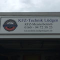 Werbeschild für eine KFZ Werkstatt erstellt
