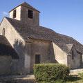 Eglise romane de Chassignelles