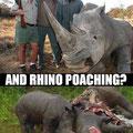 La differenza tra un cacciatore ed un bracconiere? La licenza!