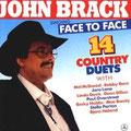 1990 Face To Face John Brack & Paul Overstreet & Stella Parton & Moe Bandy..(vergriffen)