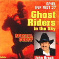 1994 Ghostriders In The Sky John Brack & Spiel Inf Rgt 27  (vergriffen)