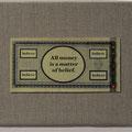 Adam Smith´s Zitat auf Monopoly, auf Geldschein.. (W. Wallner/ D. Baumgartner)