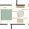 Entwurfsplanung Grundriss