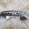 [No. 34] Zartes, zweireihiges Armband mit schmalem Mittelteil 99€