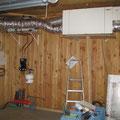 Ventilation thermodynamique Genvex avec puits canadien à eau glycoléee Helios SEWT